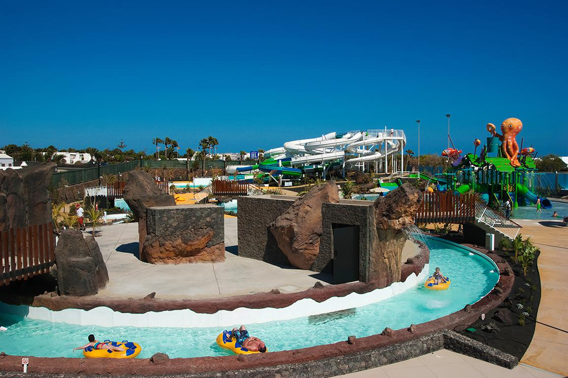 Relaxia Lanzasur met waterpark