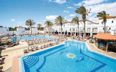 Appartementen op Fuerteventura